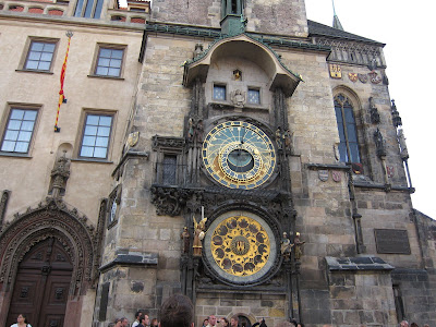 Old Astronomical Clock at Prague