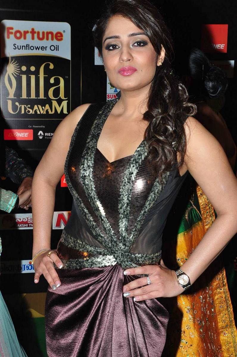 Actress Nikita Latest Cute Hot Spicy Photos Gallery At IIFA Awards 2016