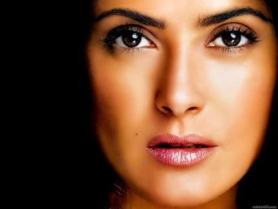 salma hayek wallpapers hot. Salma Hayek Sweet Face HD