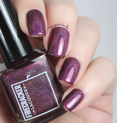 Firecracker Lacquer The Unbeatable Wand