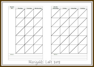 month-on-two-pages