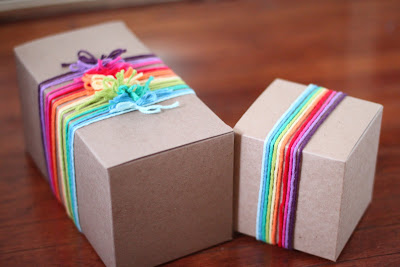 Rainbow+wrapping+and+cookie+jar+014