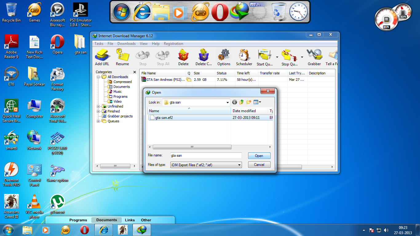 all in one stuffz want to pause downloads and resume on