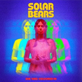 Solar Bears She Was Coloured In