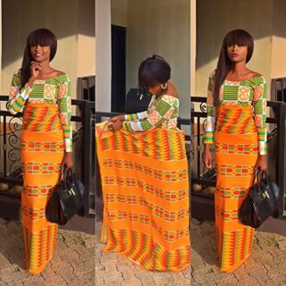 Latest Ankara Blouse And Wrapper Style Vol 2