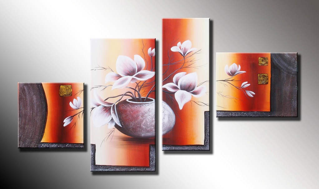 Cuadros pinturas oleos cuadros bonitos for Cuadros de manualidades modernos