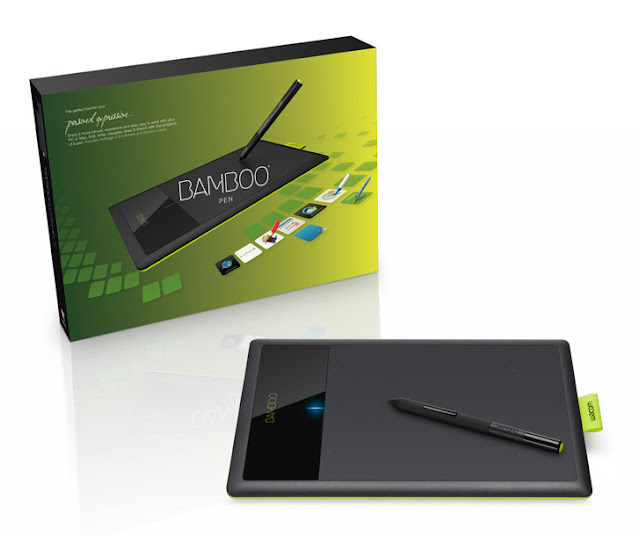 Bamboo Pen Tablet6