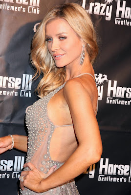 Joanna Krupa Crazy Horse III Gentlemen's Club 4th Anniversary Party in Vegas