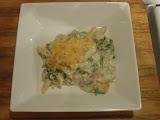 Spinach & Artichoke Mac'n'Cheese