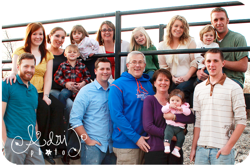 Specner Family - Boise Family Photography