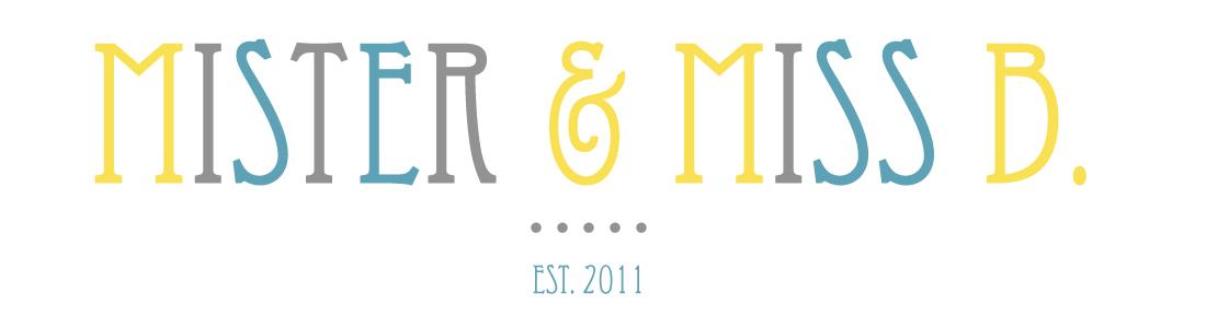 mister & miss b.