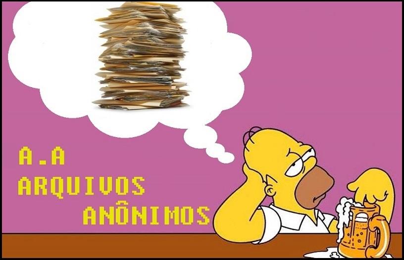 A.A - ARQUIVOS ANÔNIMOS