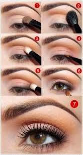 Eye Make Up Tutorials :