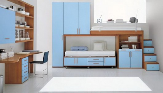 Architecture homes bedroom designs kids minimalist ideas modern - Impressive images of blue boy bedroom for your great sons ...