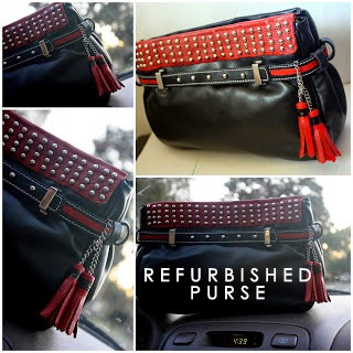 DIY, REFURBISH, PURSE
