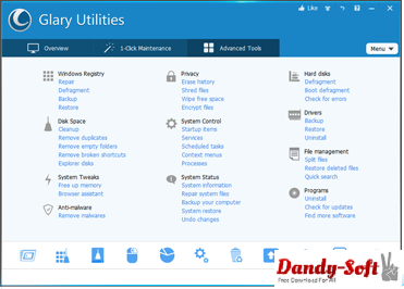 Glary Utilities Pro 4.1.0.61 Full Version