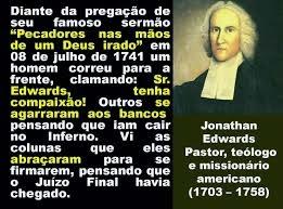 Jonathan Edwards - Avivalista Congregacional