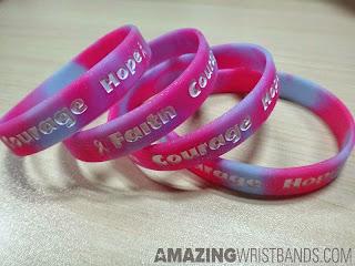 Bracelets for a cause