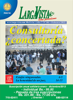 LARGA VISTA Nº 84