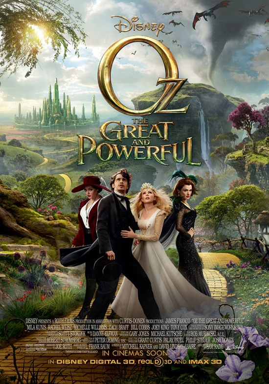 Oz the Great and Powerful (2013) Movie Download