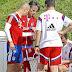 Mas hein? Robben diz que foi mordido por um crocodilo no Catar