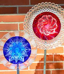 Click below for my Glass Garden Flowers