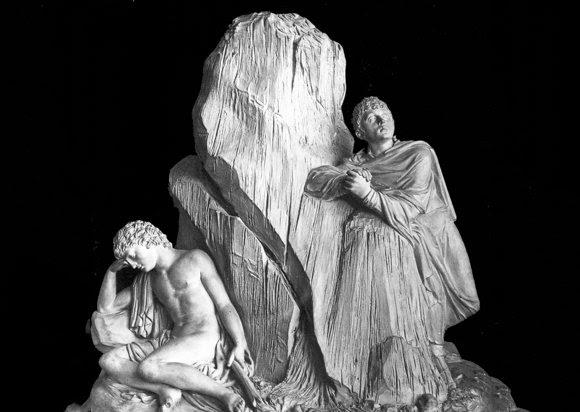 Art Sculpture Wallpaper 04