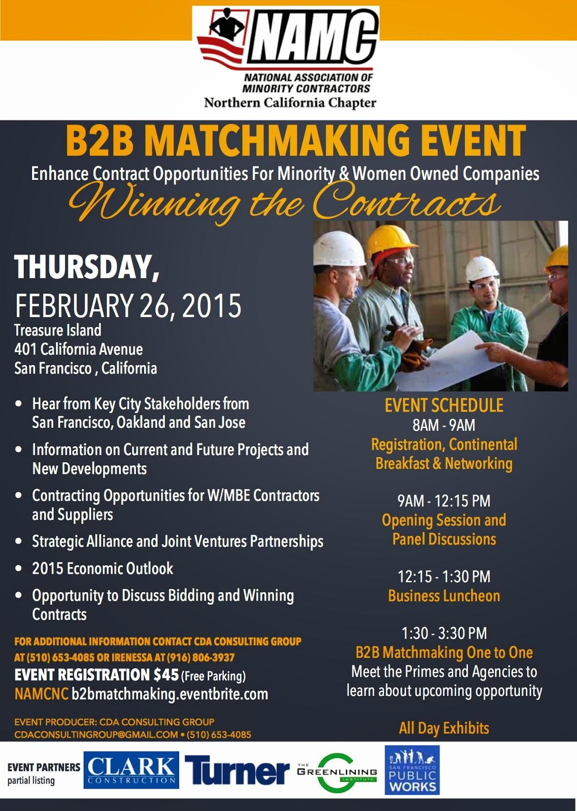 B2b matchmaking