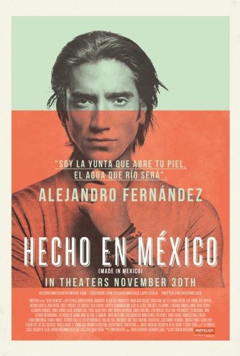 Poster de Hecho en México (documental 2012)