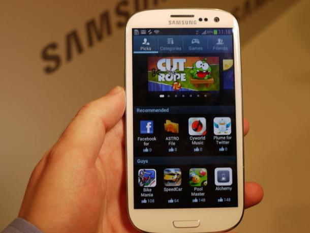 Samsung Galaxy S4 Photos