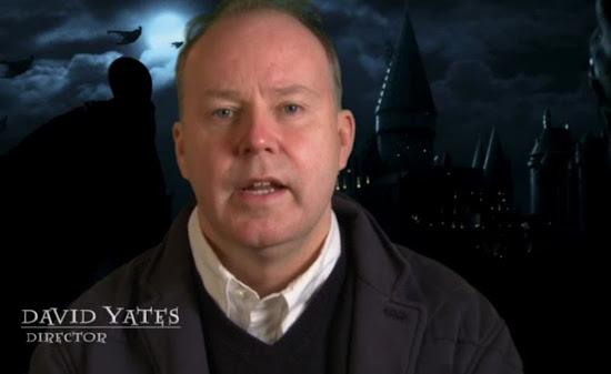 David Yates pode ser o diretor de 'Animais Fantásticos e Onde Habitam'! | Ordem da Fênix Brasileira