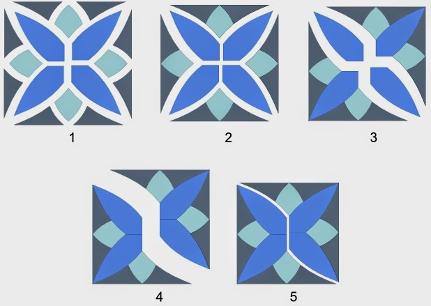 free quilt block pattern and english paper piecing templates
