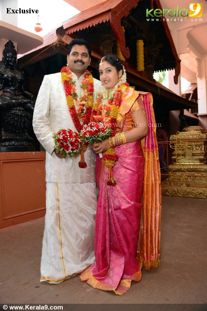 Serial Actress Sreekala Sasidharan Wedding