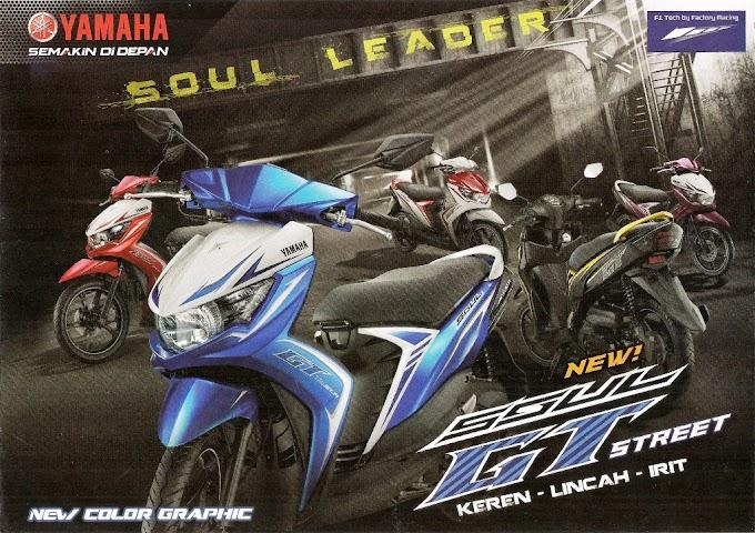 Penjualan Yamaha April 2013