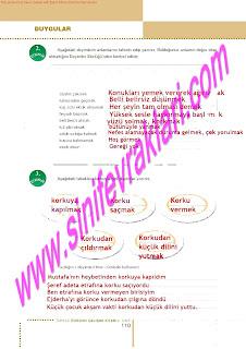 6.Sinif  Turkce Doku Yayinlari Ogrenci Calisma Kitabi Sayfa 110