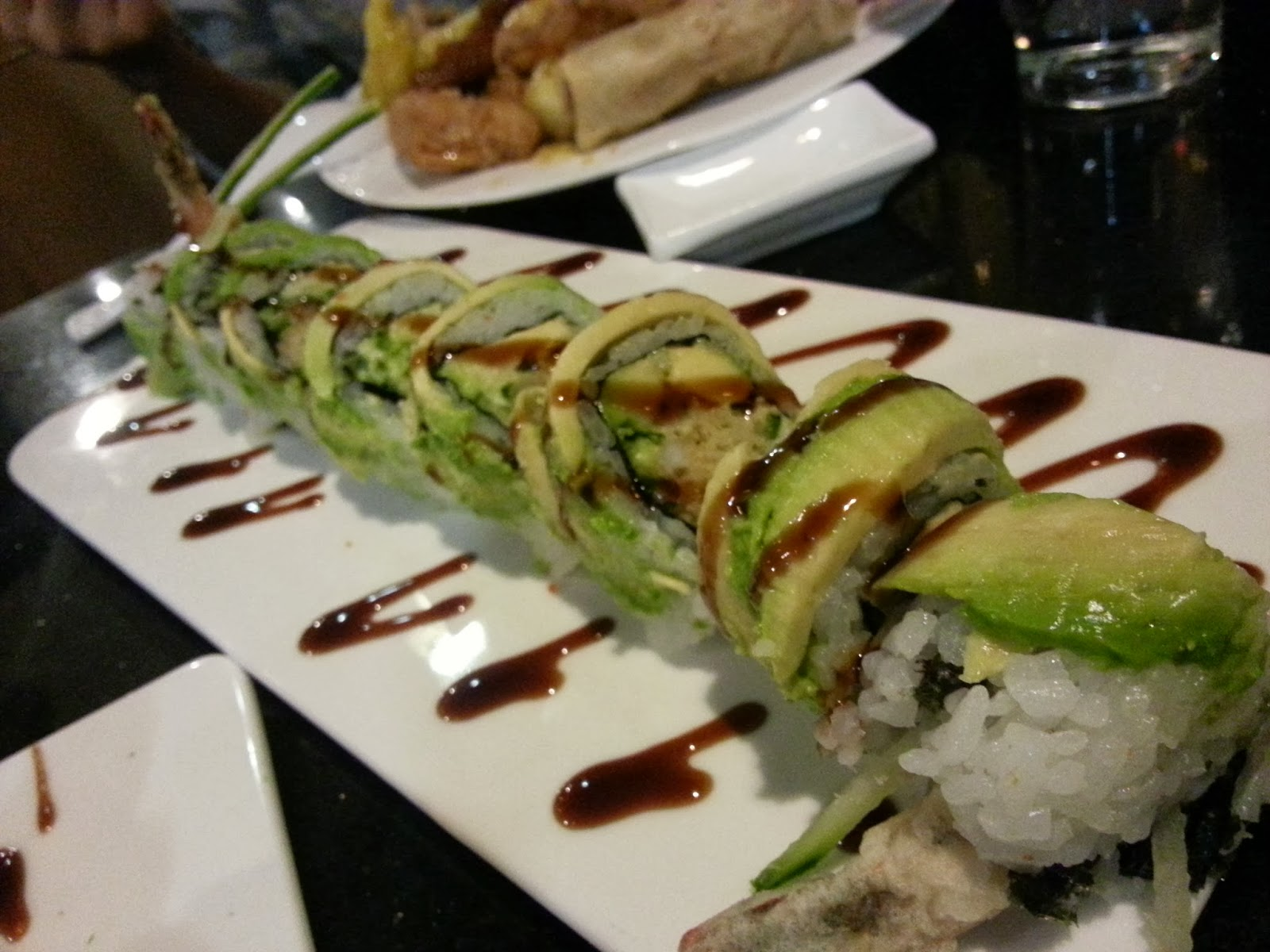 Freakzspeaks go for sushi on 8th street saskatoon for Asian cuisine saskatoon