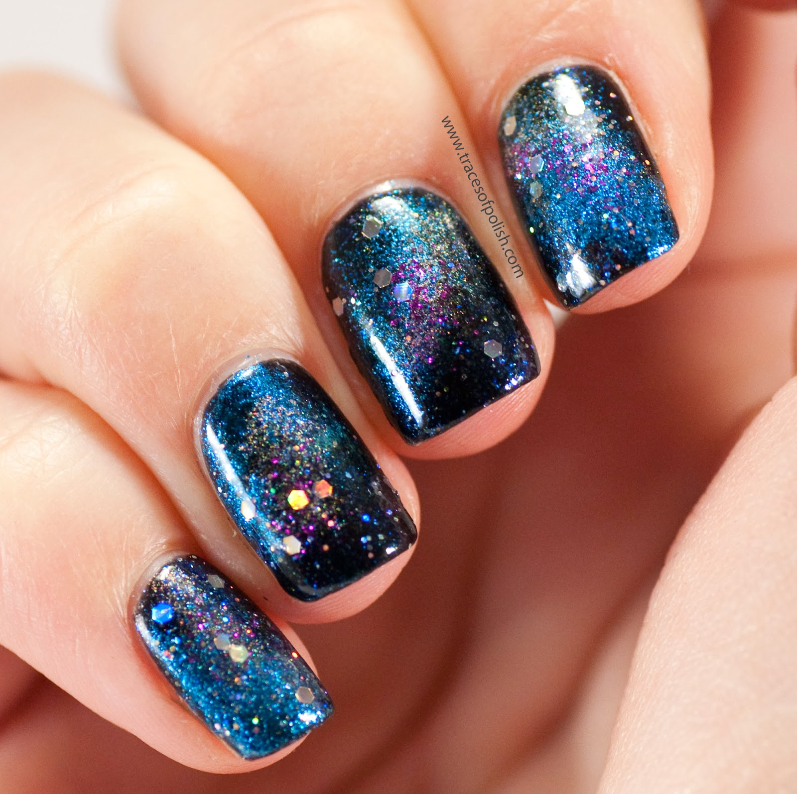 Simple Constellation Nail Art: Nail Art Sunday, Astrological Signs