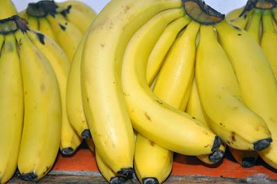 Plátanos bananas