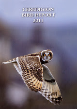Ceredigion Ringing Report 2010 - 2011
