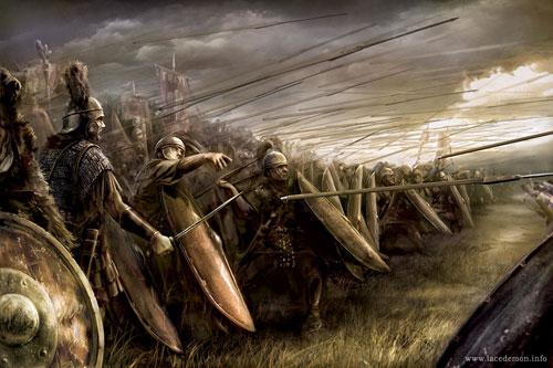 Resultado de imagem para os primeiros guerreiros de davi