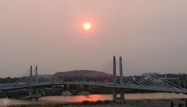 Tilikum Crossing, Bridge of the People in Portland, Oregon