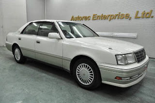 1997 Toyota Crown Royal Saloon For U A E To Jebel Ali