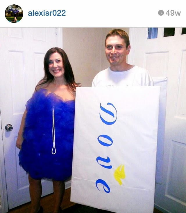 Funny Couple Halloween Costumes   Easy Couples Costumes Ideas