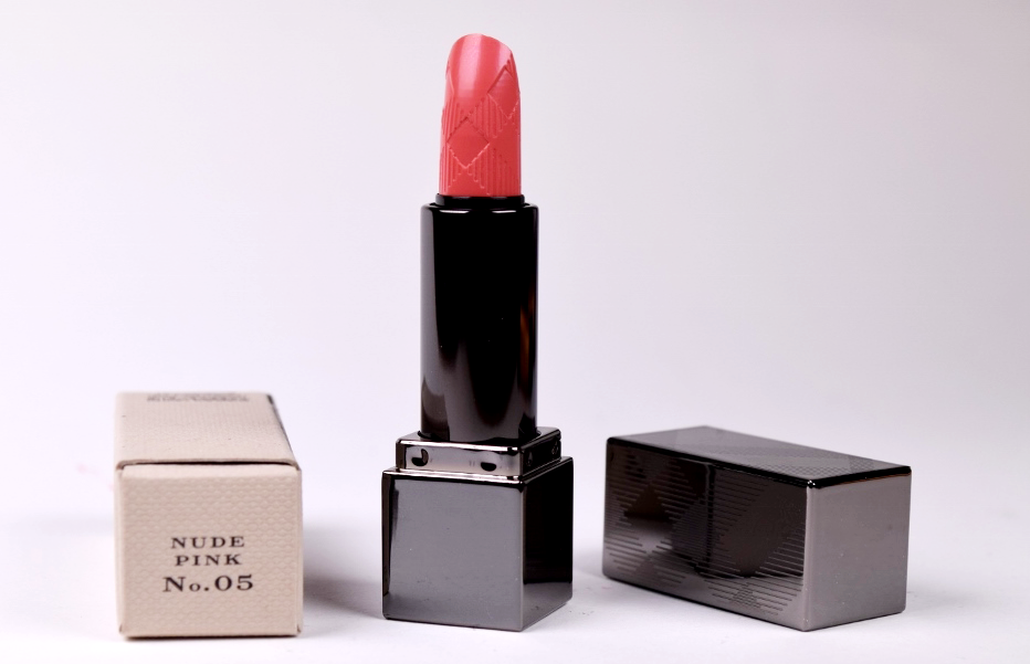 Burberry Kisses 05 Nude Pink Lipstick Review
