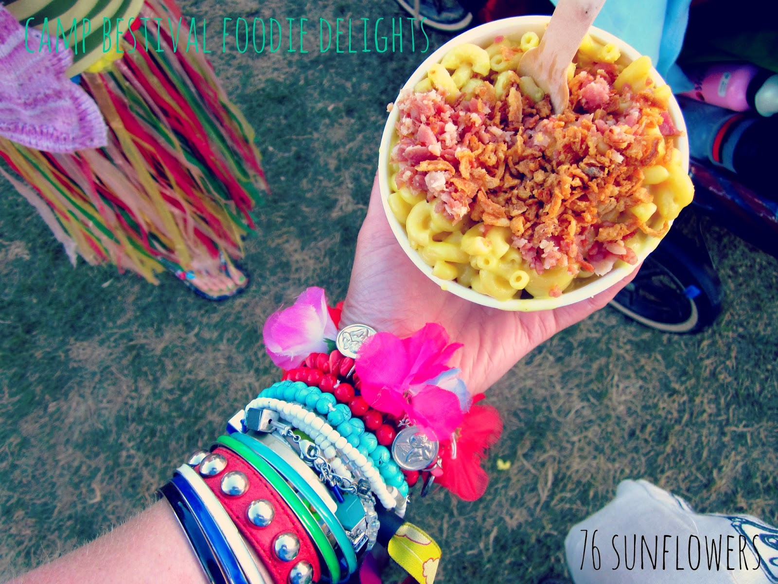 Camp Bestival Foodie Delights // 76sunflowers