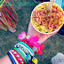 Foodie delights at Camp Bestival