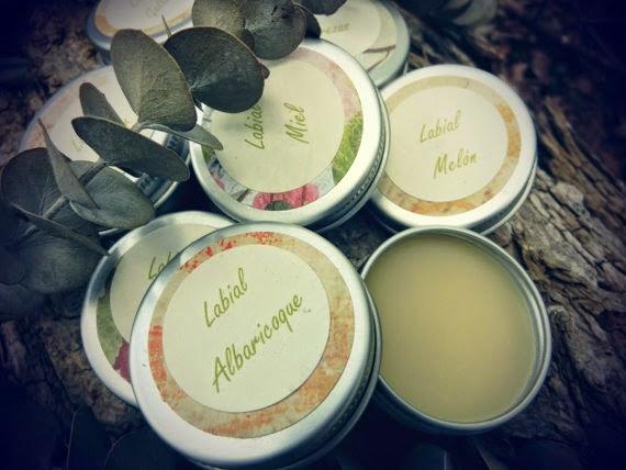 Dulces y Cremas cosmético natural