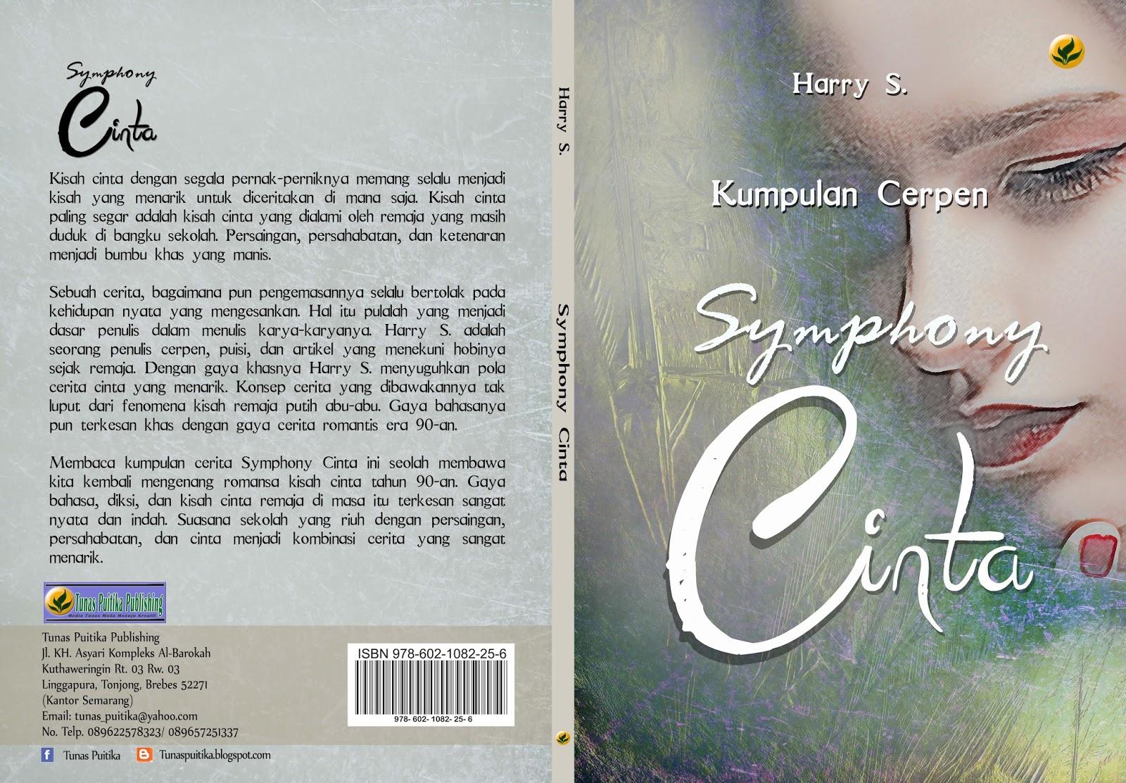 Kumpulan Cerpen Symphony Cinta Tunas Puitika Publishing