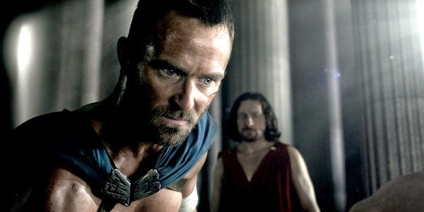 Sullivan Stapleton em 300: A ASCENSÃO DO IMPÉRIO (300: Rise of an Empire)