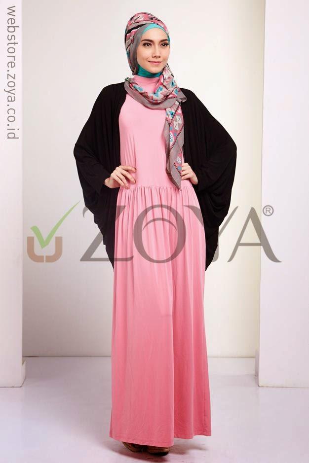 189200%2BGambar%2BBusana%2BMuslim%2BZoya%2BCocok%2BUntuk%2BHangout%2Bshjaiqo 18 contoh model baju muslim zoya terbaru dan terbaik kumpulan,Model Baju Wanita Zoya